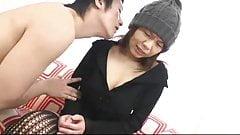 Asian Boob Sucking Part 2 (1of 4)