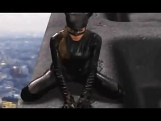 Batman worlds finest robin gay - Batman catwoman