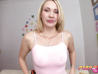Mike cocks Pervcity blonde swallowed mike adriano