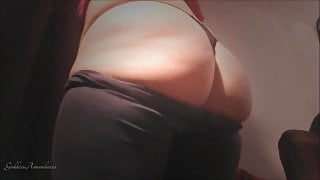 Jiggly Ass Shaking Tease for You