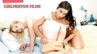 GirlfriendsFilms - Chloe Teaches Emily How To Masturbate