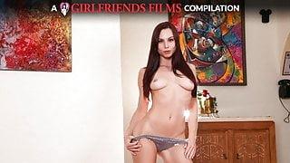 Aidra Fox Lesbian Compilation - GirlfriendsFilms