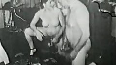 Horny Women Doing Naughty Things (1920s Vintage)