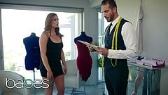 Skylar Snow Quinton James - Tailored to Perfection - BABES