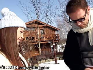 Young shy teen strips Rocco siffredis big dick shared by shy teen and milf
