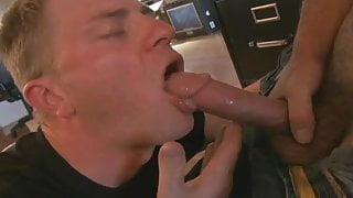 Cum direct to mouth