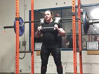 Sexy strong calves - Strong and sexy