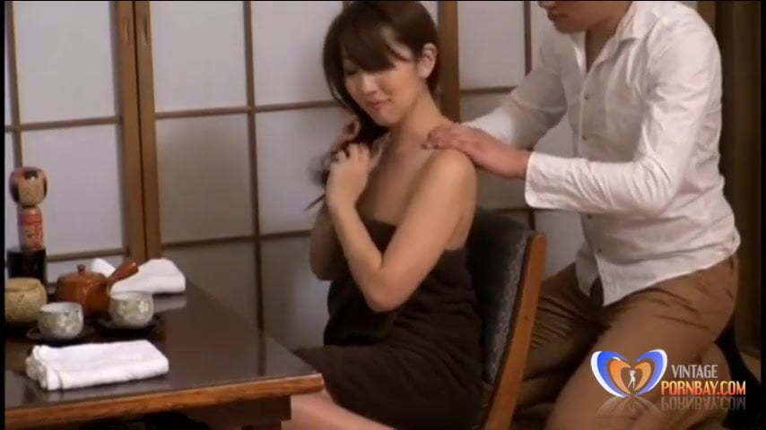 Japanese Step Mom Fucks Son
