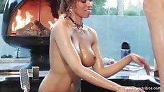 Ebony MILF Masturbation Solo To Gets Wet And Arouse