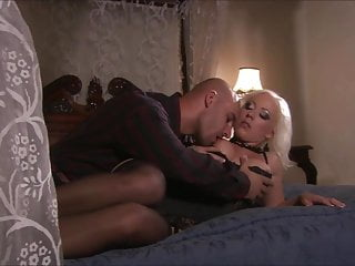 Double anal gallery Imageset black stockings bibi fox hard sex nylon gallery