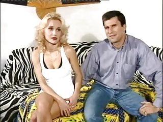 Debutante amateur tv Blonde amatrice debutante