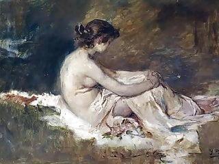 Not nude teen art - Nude in art 2