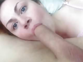 Blond naked college guy - Blonde girl sucks a older guy like any girl should suck dick
