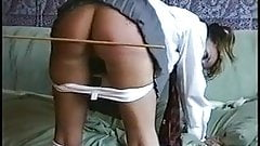 Caning of a Schoolgirl