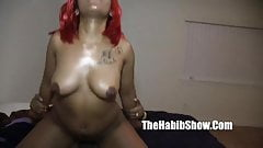thickred getting fucked by bbc