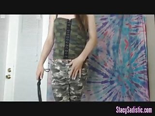Domination ts Military domination ts dominatrix command u 2 stroke ur cock