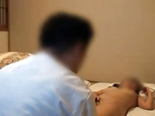 Babs with boobs - Nao massage bab 11