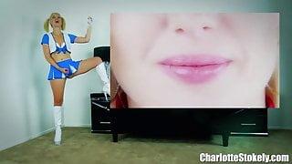 Charlotte stokely joi sissy cheer