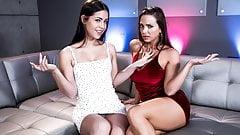 Alina Lopez & Abigail Mac Make 69ing Look So Good
