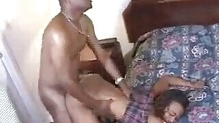 Chastity gets fucked