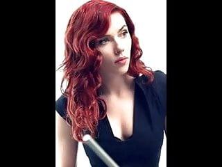 Scarlett johansson naked clips Scarlett johansson known as black widow