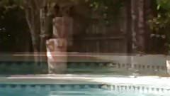 Sex Pool Fun for Couple