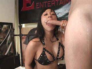 Masturbation hunks - Kinky hunk puts a tape on gorgeous asians mouth while banging