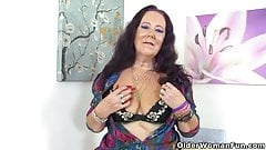 Vampslut  ZADI FROM OLDERWOMANFUN