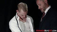 Gay mormons watched tug