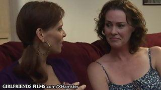 GirlfriendsFilms Lesbian Cougars Make Each Other Wet