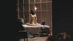 Melanie Doutey Nude Boobs And Bush In El Lobo Movie