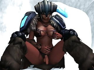 Cartoon pic shemale - Human shemale masturbating