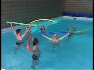 Swimming lessons then fucked Fucking the swimming coach