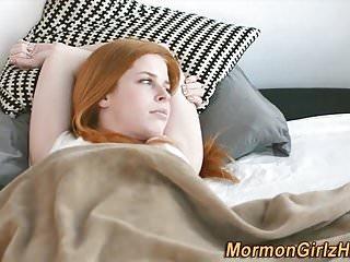Teenage virgin lesbian muff-diving Mormon slut muff diving