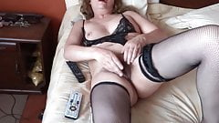 10 MASTURBATIONS AND INTENSE ORGASMS OF MY BEAUTIFUL WIFE