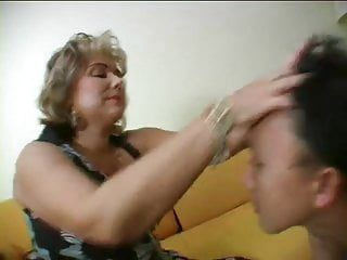 Mature mistress tgp French mature mistress and her slave