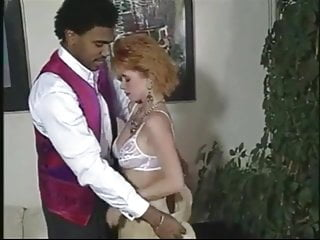 White cunt - Her sweet white cunt is filled with black cock