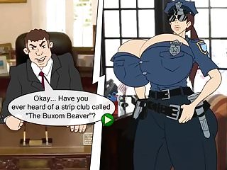Jugg hentai - Officer juggs
