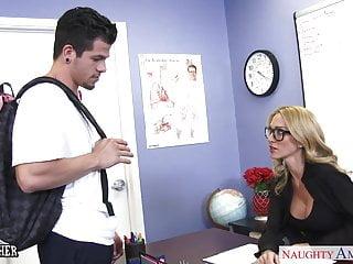 Jessi fucked - Busty sex teacher sarah jessie gets fucked