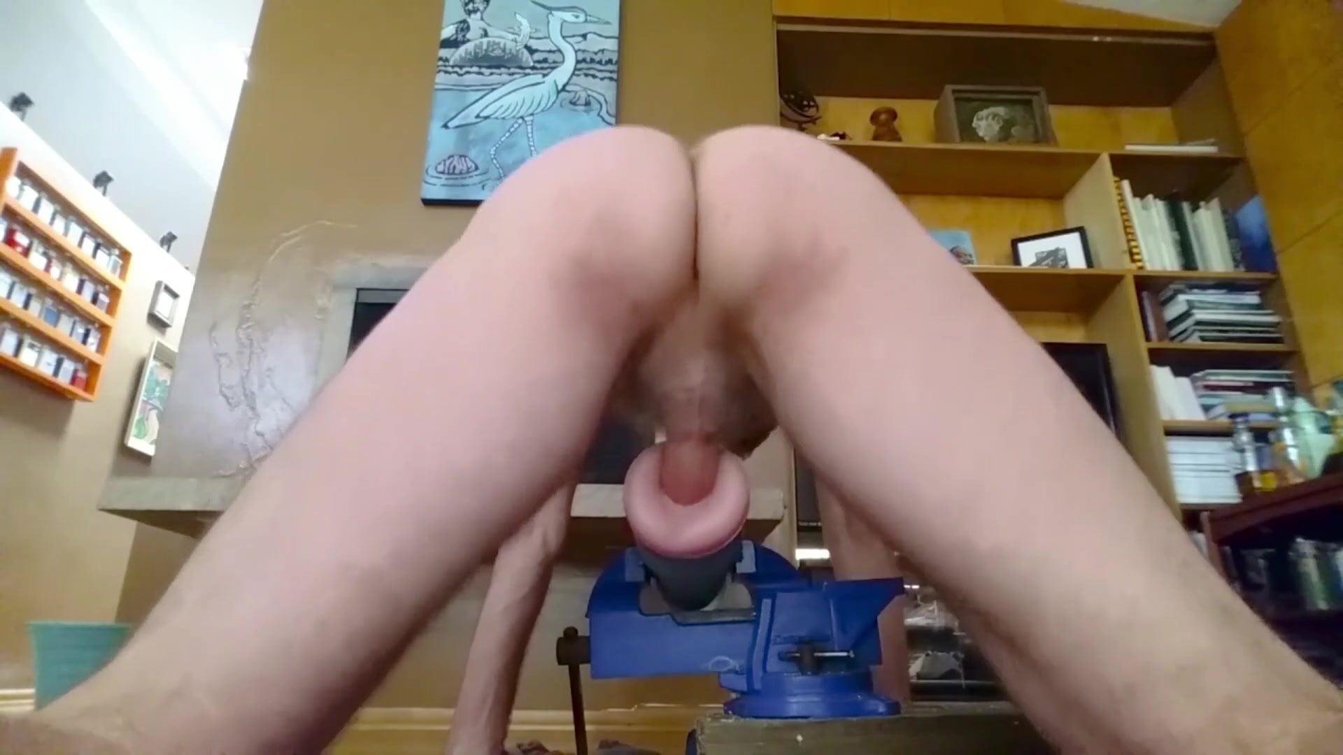 Fleshlight orgasm
