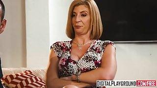 DigitalPlayground - Whore in Law with Bailey Brooke Sara Jay