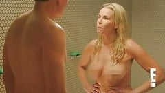 Chelsea Handler  & Conan O'Brien - Nude Shower + Bloopers