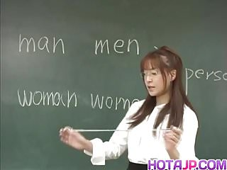 Classroom japanese sex - Manami suzuki is pumped in the classroom