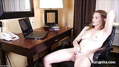 Staci May Hot Solo Masturbation