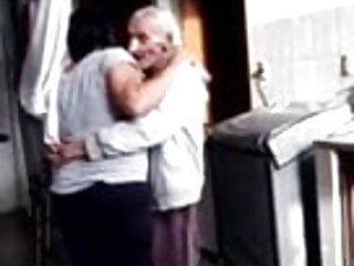 Slut daughter in law Brazilian old guy trying to fuck his daughter in law