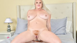Big tits milf Cameron Skye takes matters into her own hands
