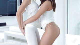 Beginner fun times by Sapphic Erotica - Nikki Wayne and Aria