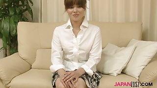 Japan wife Chieko Kitani fucked missionary