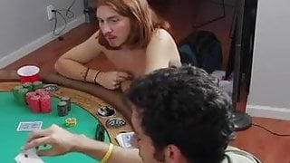 small dick get humiliated in strip poker game