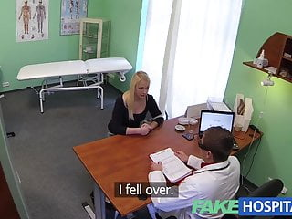 Doctor sexy tits Fakehospital doctors cock heals sexy squirting blondes
